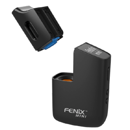 Fenix Mini Black Vaporizer