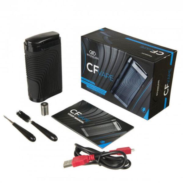 Boundless CF Vaporizer