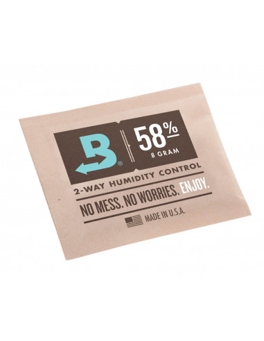 Boveda Humidity Control 58% torebka 8 g